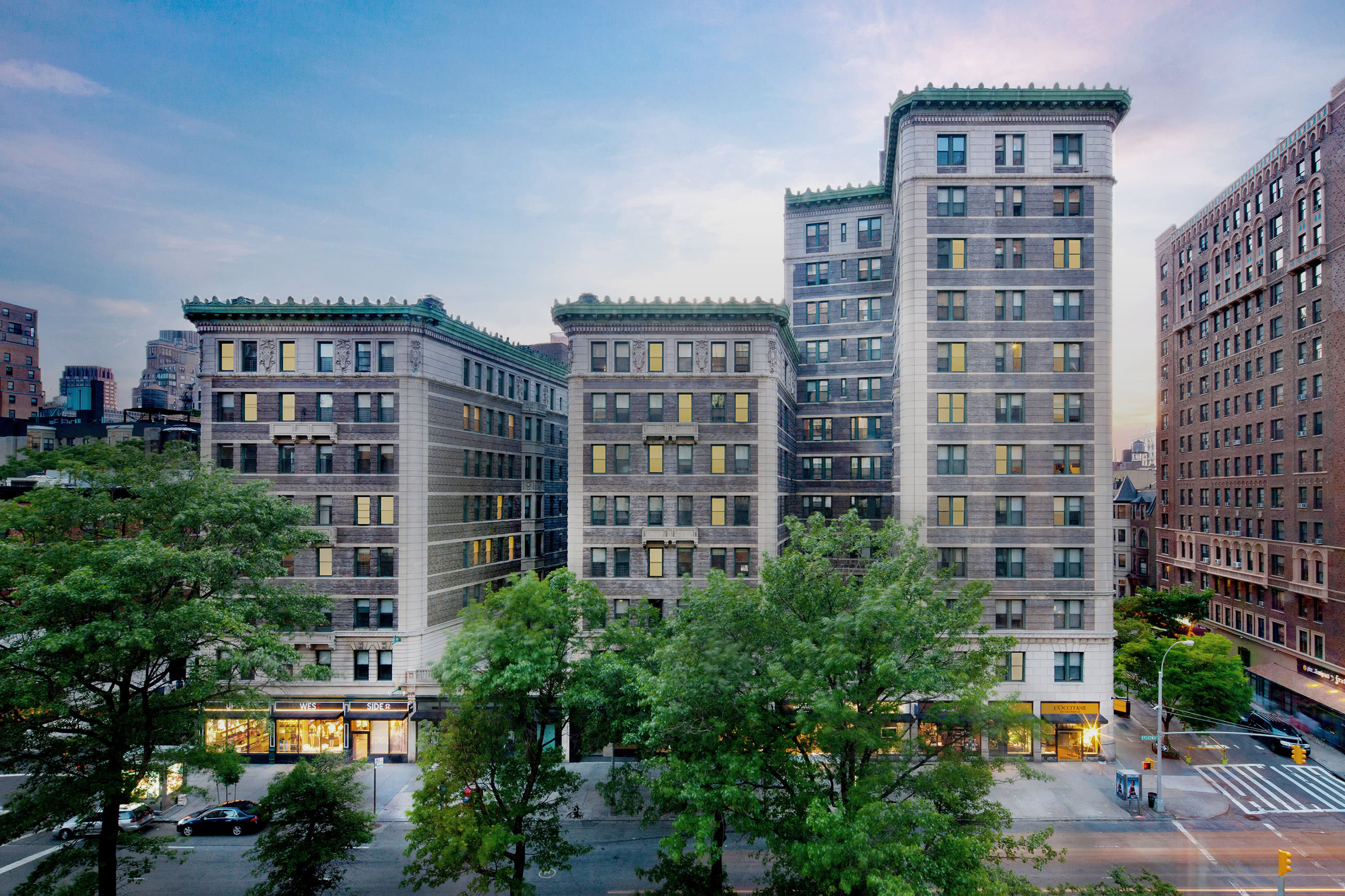 Upper West Side Condos for sale at the Astor